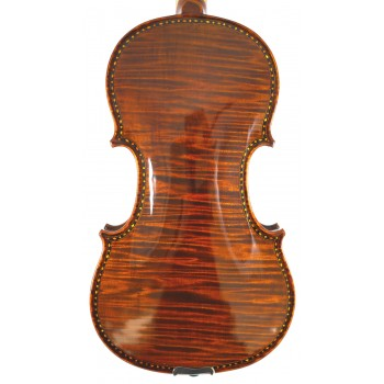 Molinari 418 FLORENTINE-DELUXE HELLIER SERIES - 4/4 Size Violin Outfit