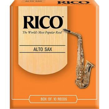 Rico Reeds - Alto Saxophone (box of 10)