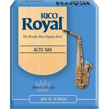 Rico Royal Reeds - Alto Saxophone (box of 10)