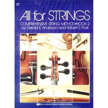 All for Strings - Book 2 - Viola