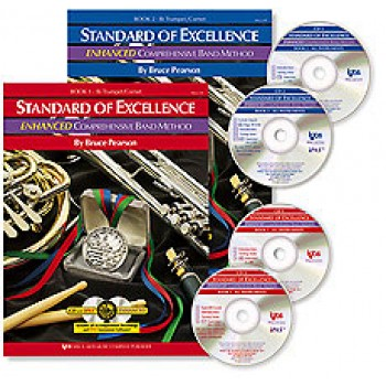 Standards of Excellence (Enhanced) - Book 2 - French Horn with 2 CDs