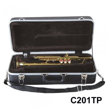 Zephyr Case-Trumpet-Thermoplastic-C201TP