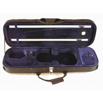 Molinari Case - 4/4 Size Oblong Violin Case 505VH