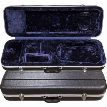 Core Violin Thermoplastic (Stackable) Case  CC400-OBL