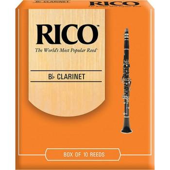 Rico Reeds Clarinet (box of 10)