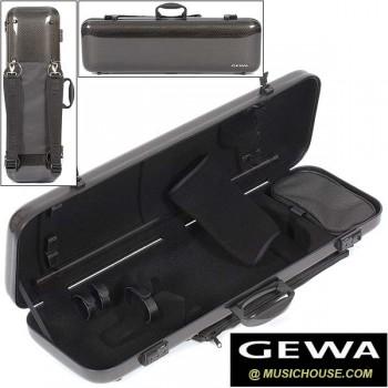 GEWA IDEA 1.8 Carbon-Fiber Oblong 4/4 Violin Suspension Case - Black - 317380