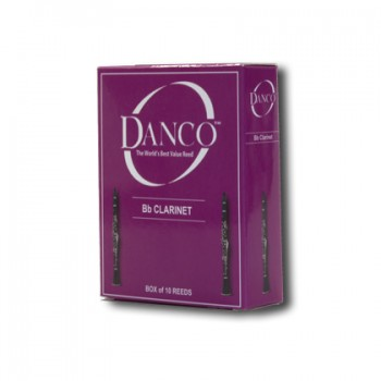 Danco Reeds - Clarinet (box of 10)