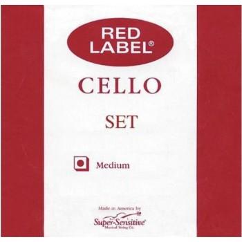 Super Sensitive Cello String Set