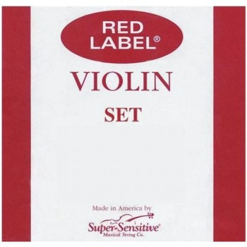Super Sensitive Violin String Set