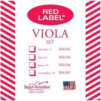 "Super Sensitive 15'-16"" Viola String Set SS4107"