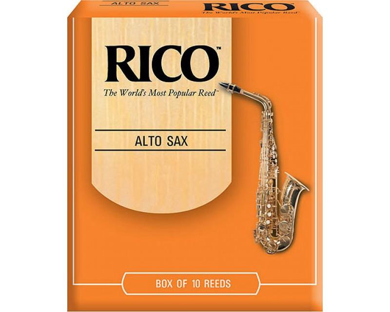 Rico Reeds Alto Saxophone (box of 10)