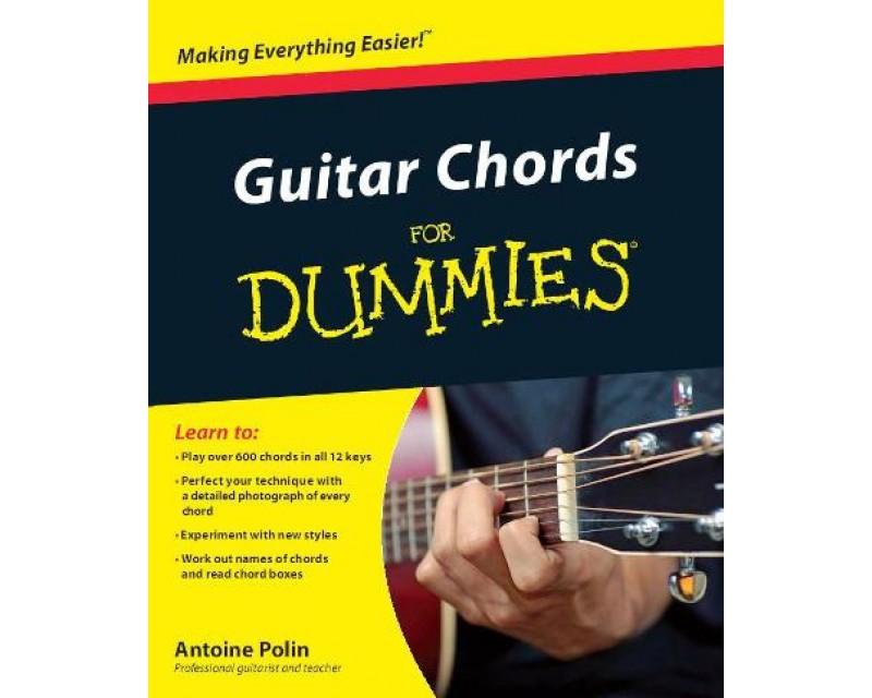 Guitar Chords For Dummies Musichouse