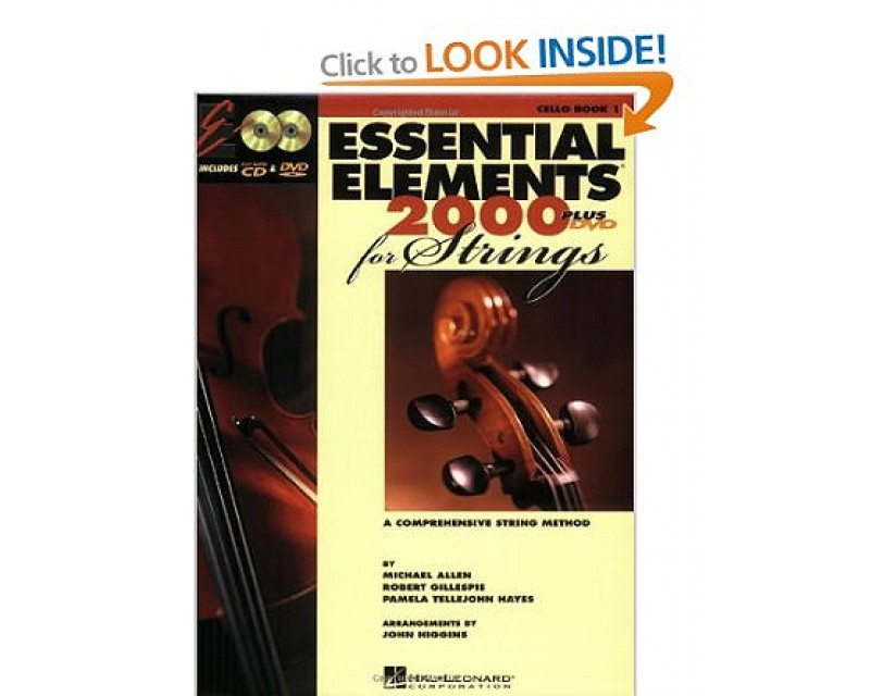 Essential Elements 2000 Alto Saxophone Book 1