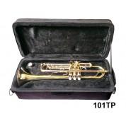 Zephyr 101TP-Trumpet Case-Canvas Zipper