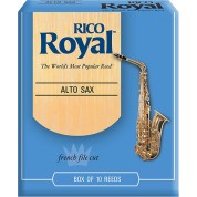 Rico Royal Reeds - Alto Saxophone (box of 10)