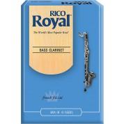 Rico Royal Reeds - Bass Clarinet (box of 10)