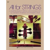 All for Strings - Book 1 - Cello