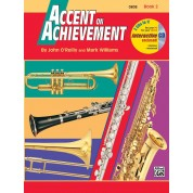Accent on Achievement - Book 2 - Oboe with CD