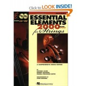 Essential Elements 2000 - for Band Book 1 - Cello with CD & DVD
