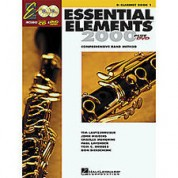 Essential Elements 2000 - for Strings Book 1 - Clarinet with CD & DVD