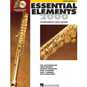 Essential Elements 2000 - for Strings Book 1 - Flute with CD & DVD