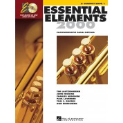 Essential Elements 2000 - for Strings Book 1 - Trumpet with CD & DVD