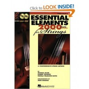 Essential Elements 2000 for Strings - Book 1 - Viola with CD & DVD