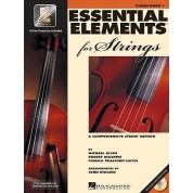 Essential Elements 2000 for Strings - Book 1 - Violin with CD & DVD