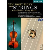 New Directions for Strings - Book 1 - Viola with CD