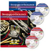 Standards of Excellence (Enhanced) - Book 2 - Tenor Saxophone with 2 CDs