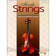 Strictly Strings - Book 1 - Viola