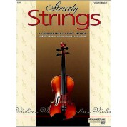 Strictly Strings - Book 1 - Violin