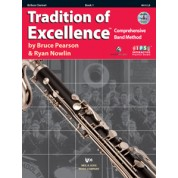 The Tradition of Excellence - Book 1 - Bb Bass Clarinet with Audio/Video DVD