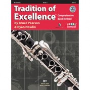 The Tradition of Excellence - Book 1 - Bb Clarinet with Audio/Video DVD