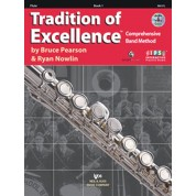 The Tradition of Excellence - Book 1 - Flute with Audio/Video DVD