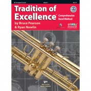 The Tradition of Excellence - Book 1 - Bb Trumpet with Audio/Video DVD
