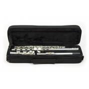 Zephyr Case-Flute-Canvas Zipper-C101FL
