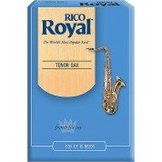 Rico Royal Reeds - Tenor Saxophone (box of 10)